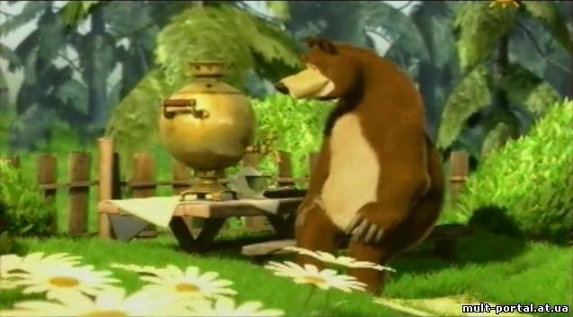 Порно видео маша и медведь 18 серия 3